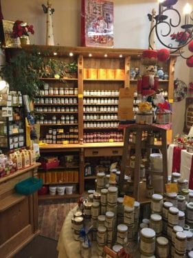 Frankfurter SenfGalerie - loja de mostardas artesanais
