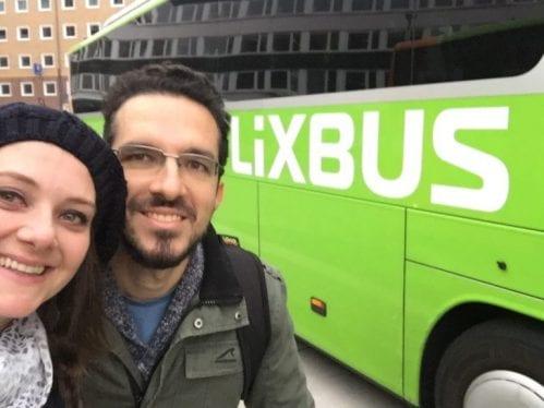 Flixbus!