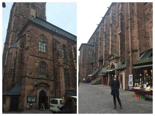 Heiliggeistkirche - Igreja do Espírito Santo
