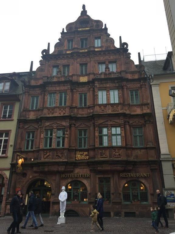 Hotel Ritter - o mais clássico da cidade