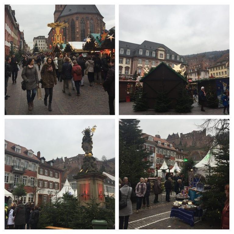 Mercados de Natal da MarktPlatz e KornPlatz