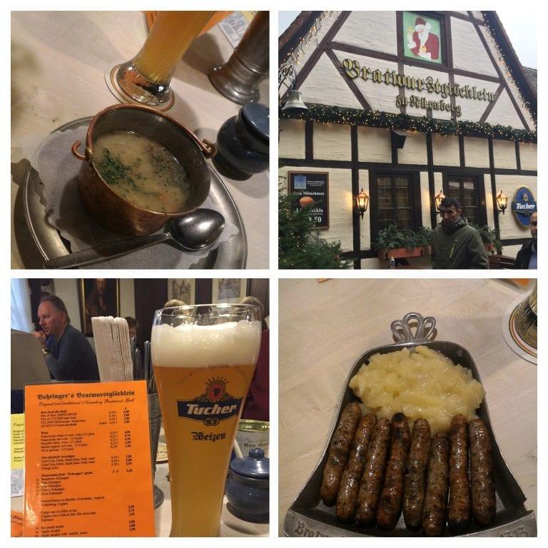 Restaurante Bratwurstglöcklein im Handwerkerhof