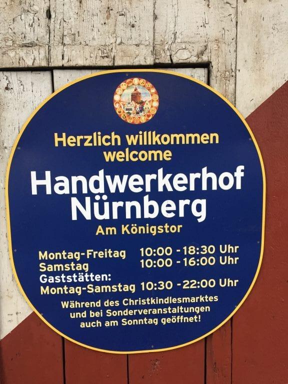 Handwerkhof Nürnberg