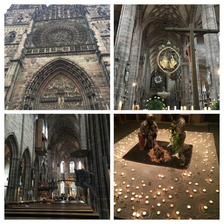 Lorenzkirche - Igreja de São Lourenço