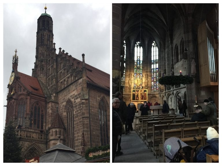 Frauenkirche Nürnberg - Igreja de Nossa Senhora