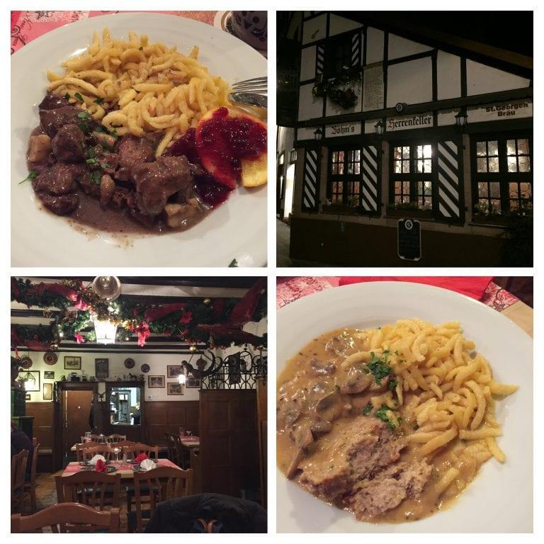Restaurante Böhms Herrenkeller