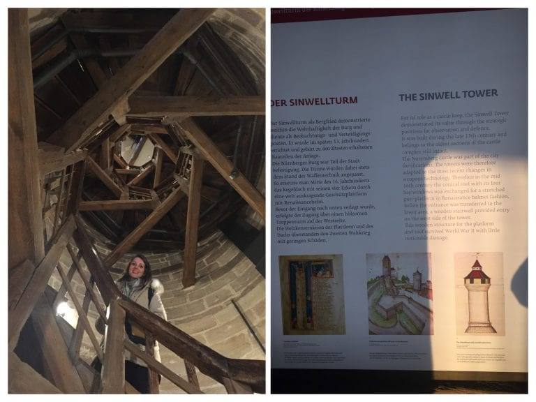 Sinwellturm - a torre do castelo