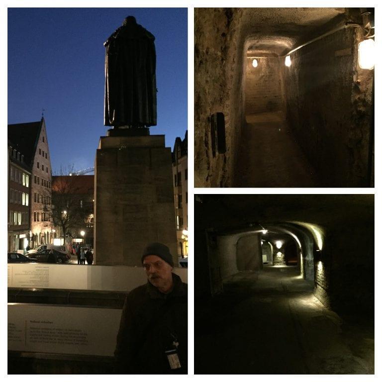 Historische Felsengänge NürnbergHistorische Felsengänge Nürnberg