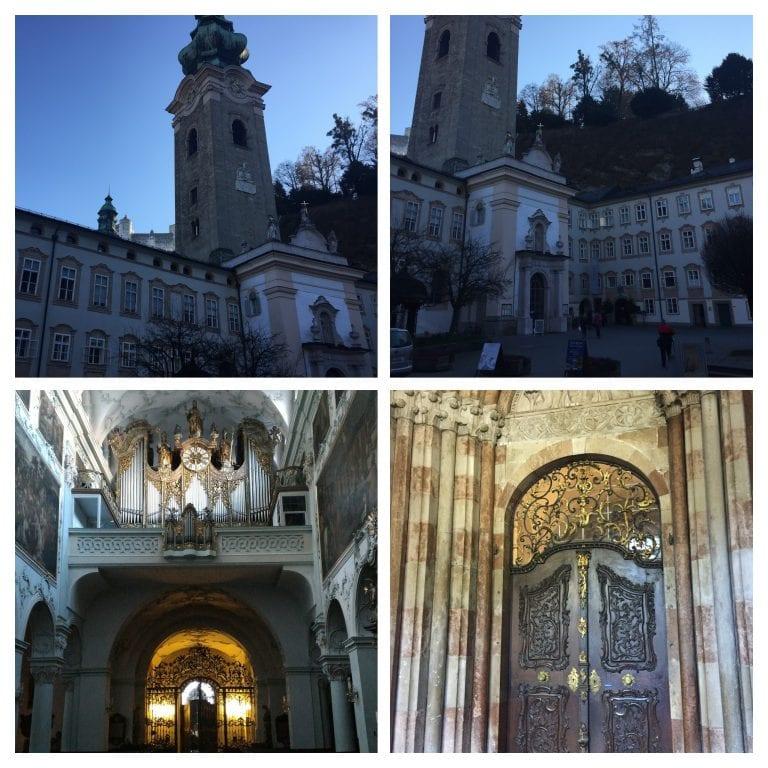 Stiftskirche Sankt Peter Salzburg - Igreja Católica de São Pedro