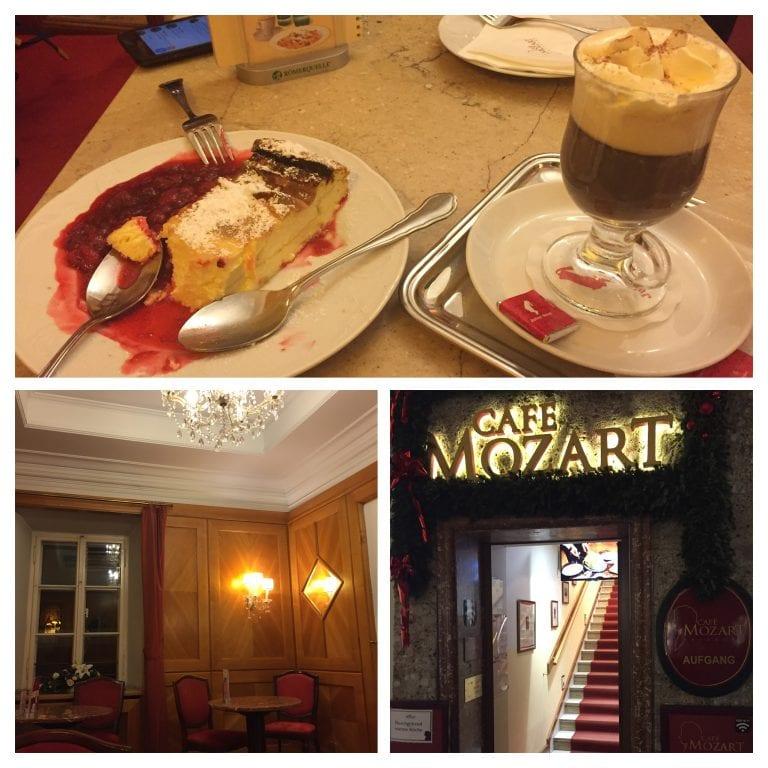 Café Mozart Salzburg