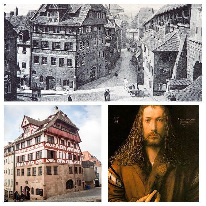 Albrech Dürer Haus
