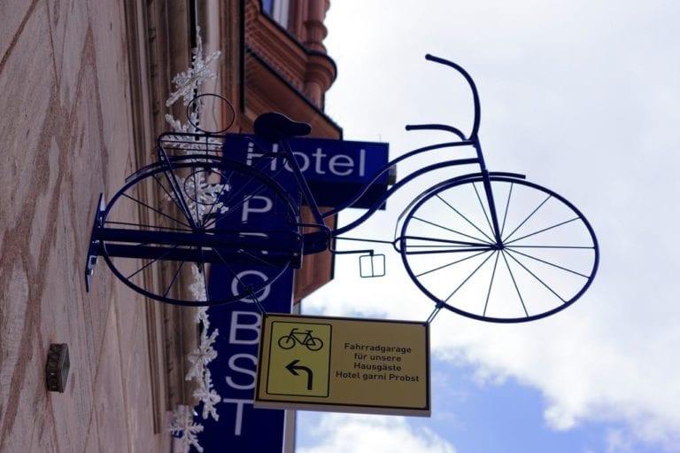 Privathotel Probst, em Nuremberg