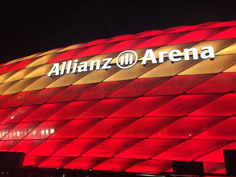 Allianz Arena, estádio do Bayern de Munique