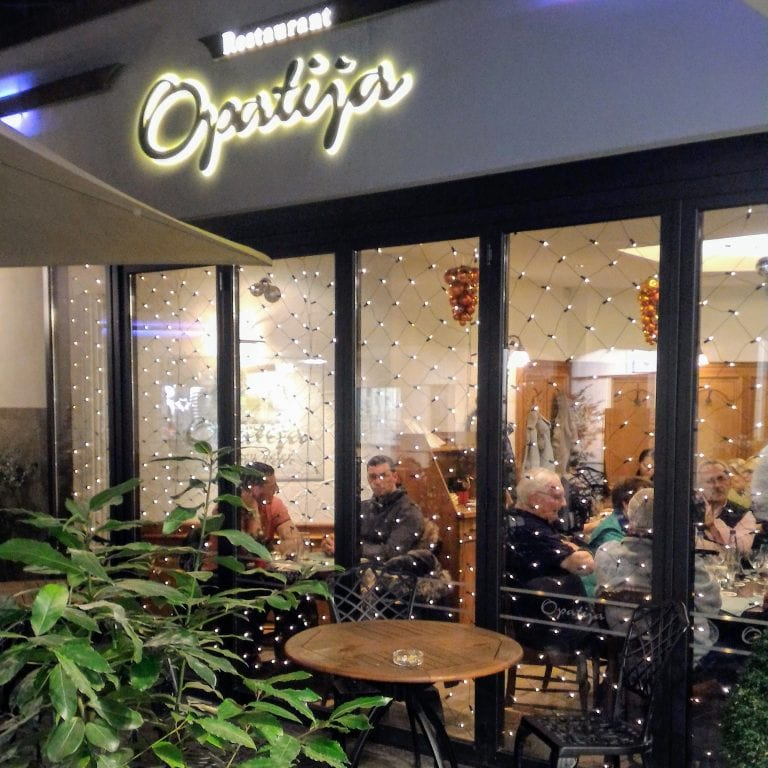 Restaurante Opatija im Tal em Munique