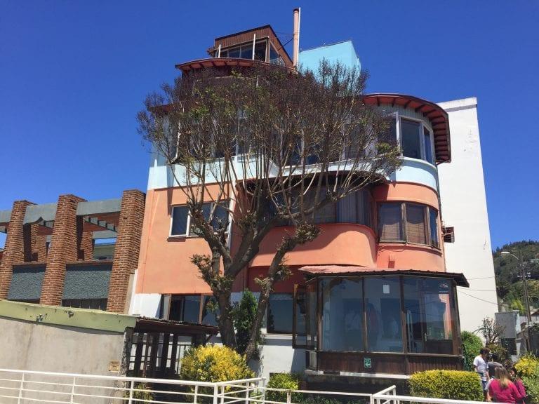 La Sebastiana - Museu de Pablo Neruda