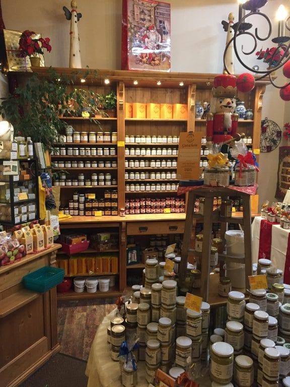 Loja especializada em mostardas