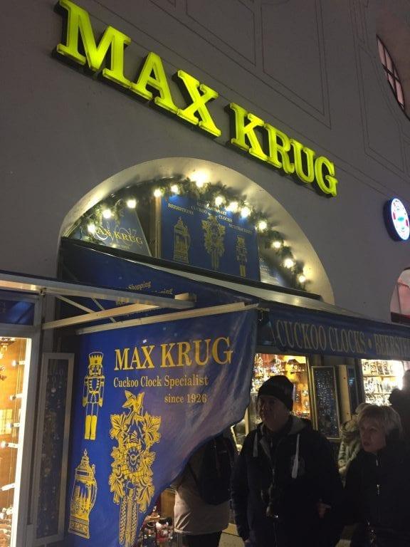 Max Krug: Loja especializada em cucos