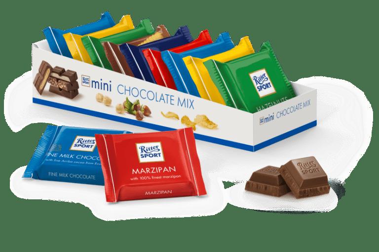 O que comprar na Alemanha: Chocolates da Ritter Sports