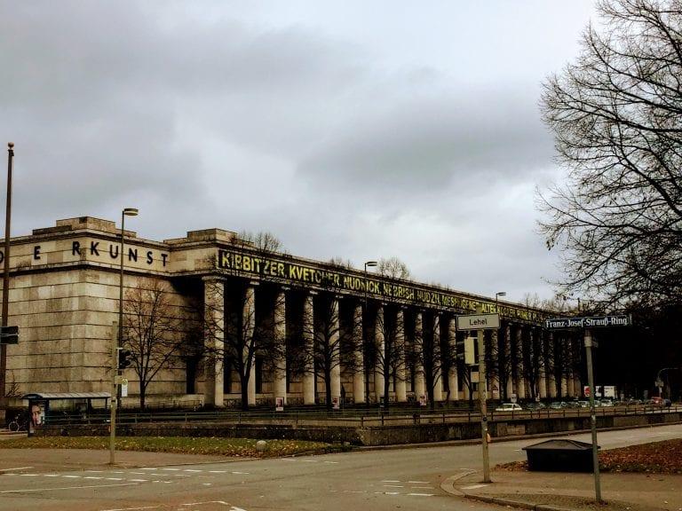 Museu Haus der Kunst