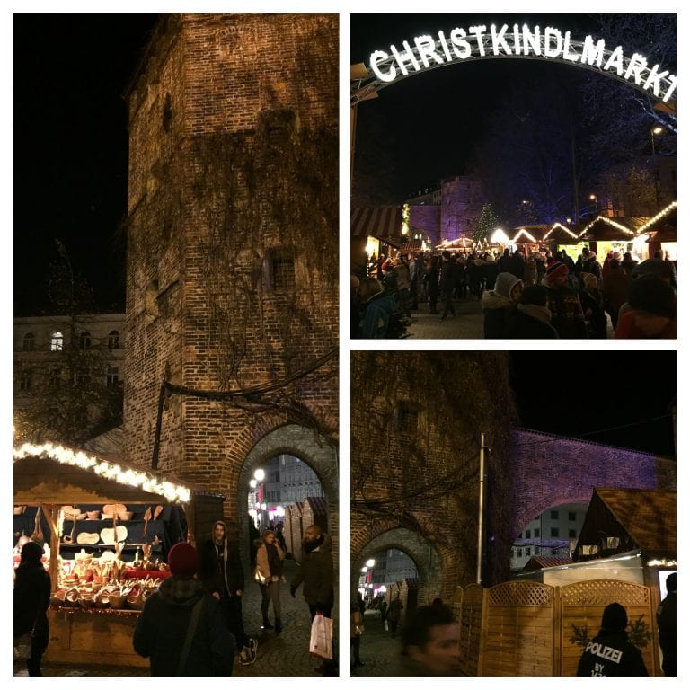Sendlingtor - o 3º portão da antiga cidade murada
