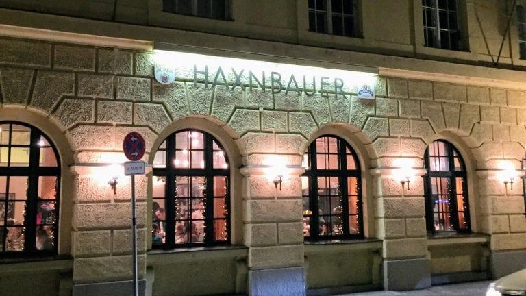 Restaurante Haxnbauer