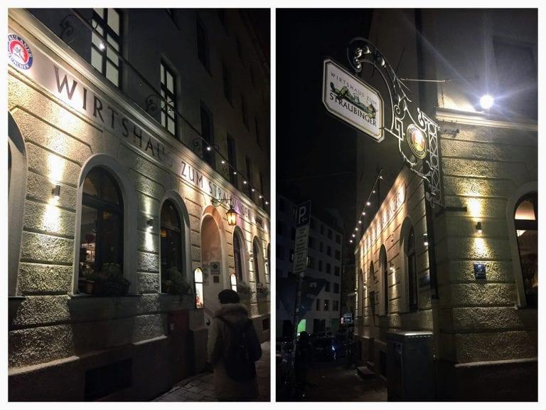 Restaurante Wirtshaus Zum Straubinger