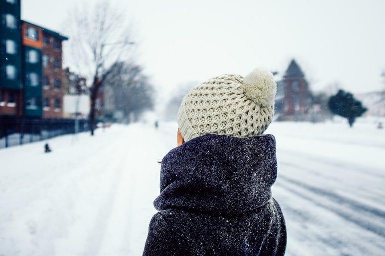 Itens para mala de viagem no inverno