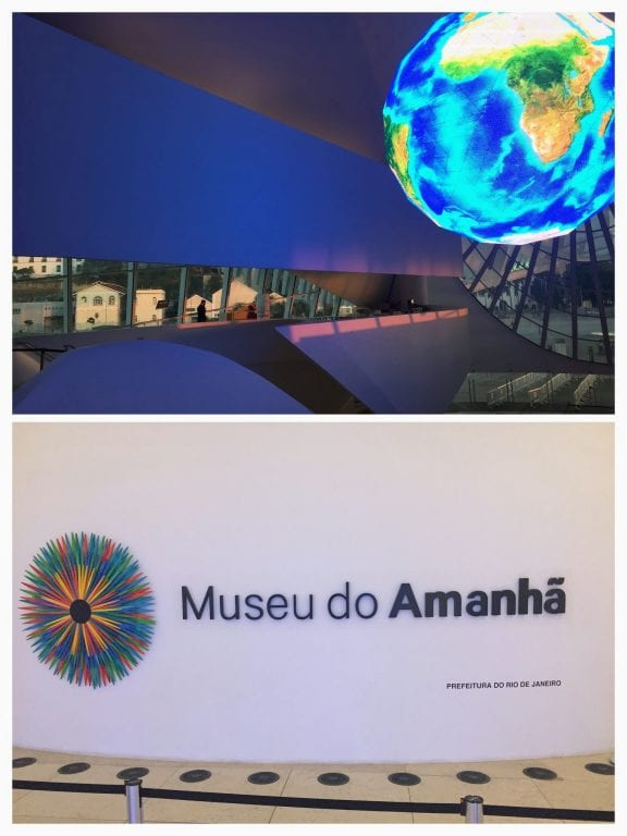 Por dentro do Museu do Amanhã