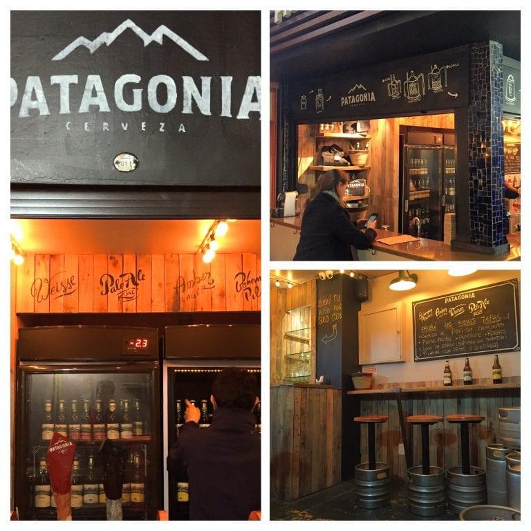 Patagonia Mercado del Puerto: detalhes do ambiente