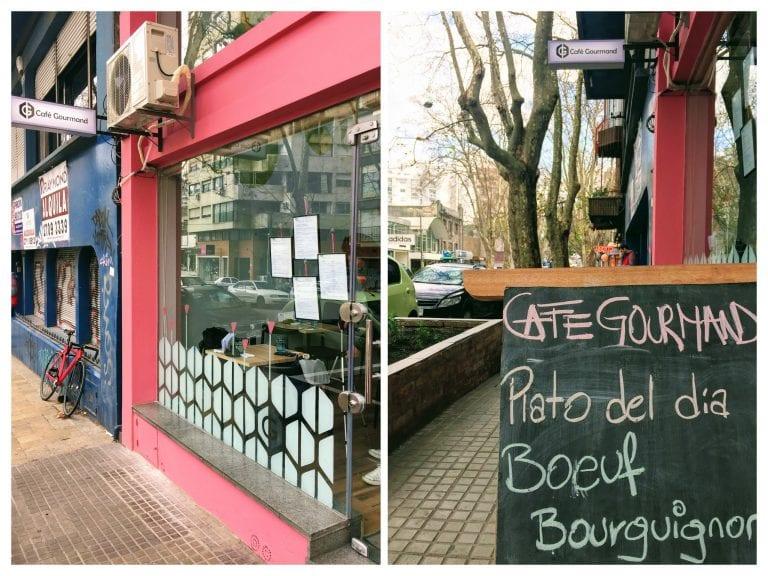 Café Gourmand: super bem localizado e com prato do dia