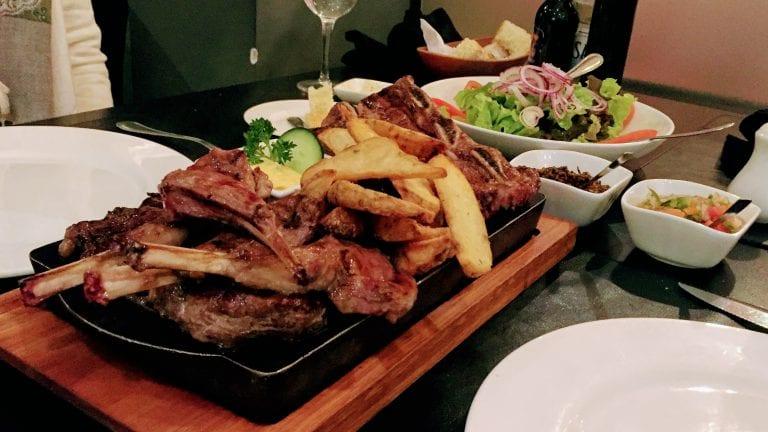 Uruguay Natural Parrilla Gourmet: prato Brasero Degustacion