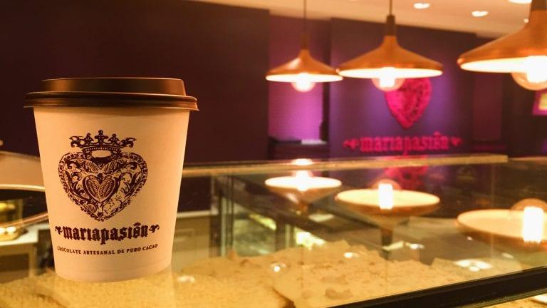 Maria Pasión: loja de chocolate artesanal feito de cacau puro, em Montevidéu