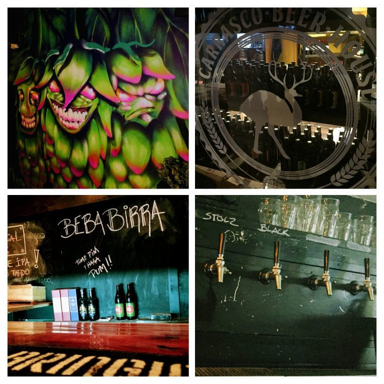 CBH UY: Ambiente aconchegante do pub de cerveja artesanal
