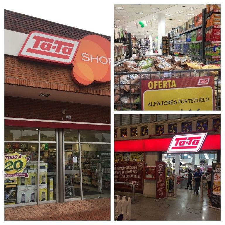 Ta-ta, rede de supermercados no Uruguai