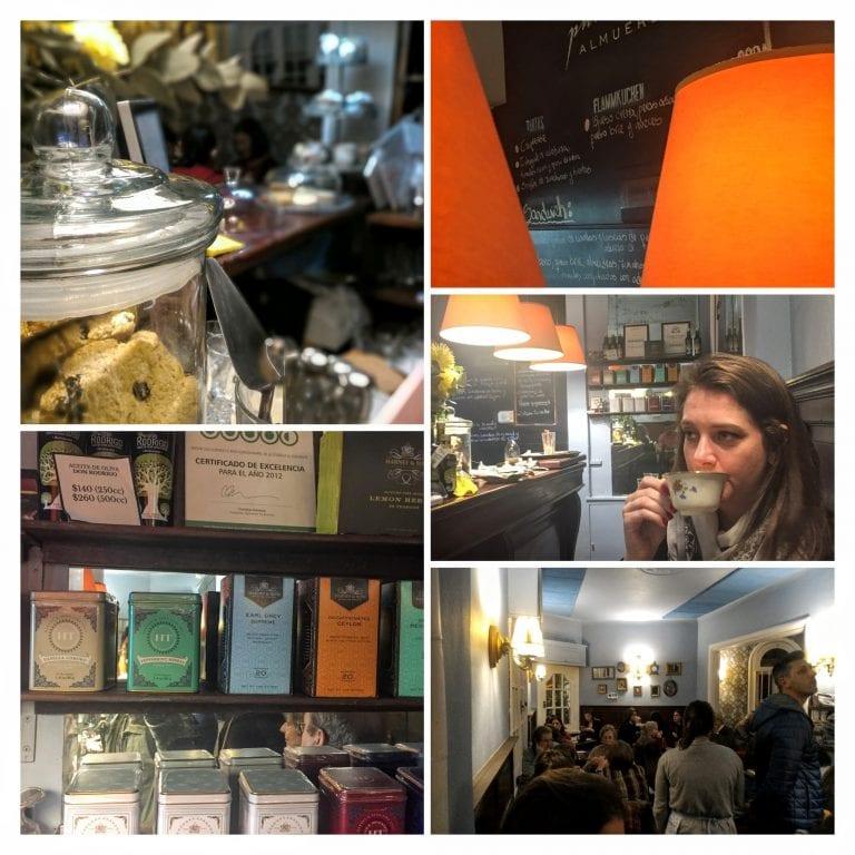 Philomène Café: detalhes do ambiente