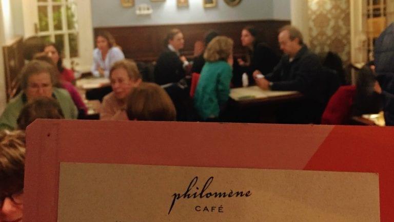 Philomène Cafe: aconchegante e saboroso