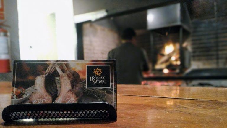 Uruguay Natural Parrilla Gourmet: churrasqueira ou brasero