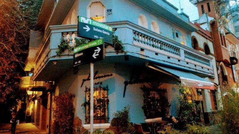 Philomène Cafe: fachada