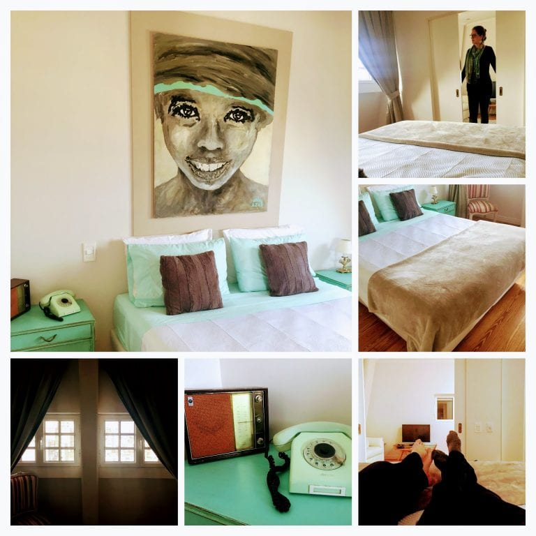 Salvo Suites: quarto enorme