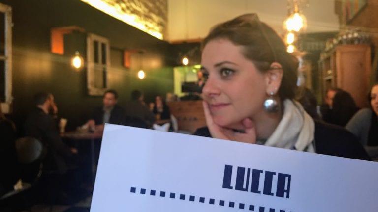 Lucca Bistro y Cafe: identidade visual da marca
