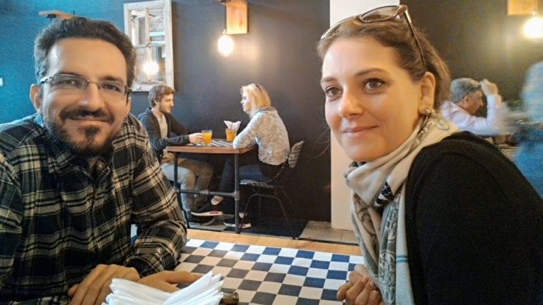 Lucca Bistro y Cafe: curtindo a experiência