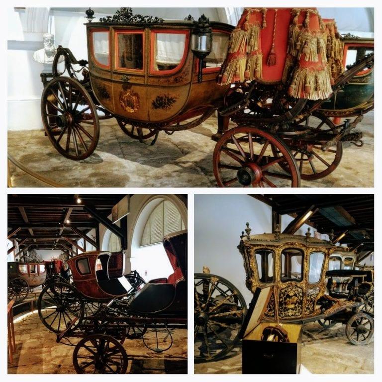 """Museu Histórico Nacional: """"Do Móvel ao Automóvel"""""""