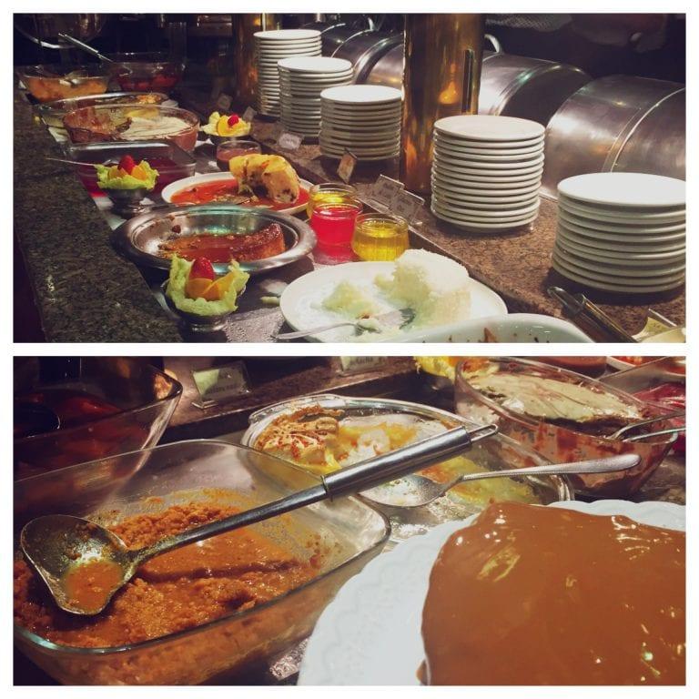 Churrascaria Schneider: super buffet de sobremesas