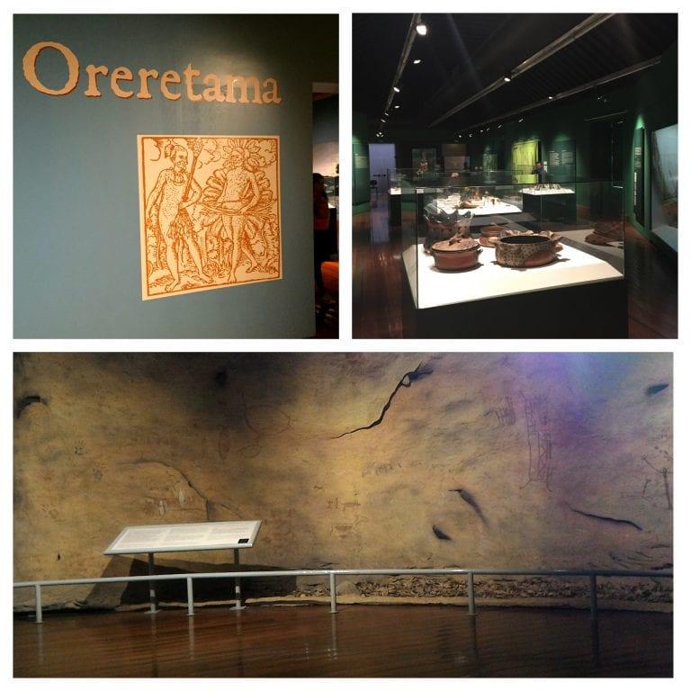 Museu Histórico Nacional: Oreretama - época pré-cabralina