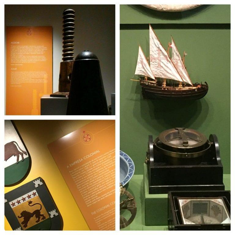 Museu Histórico Nacional: portugueses no Mundo – 1415 a 1822