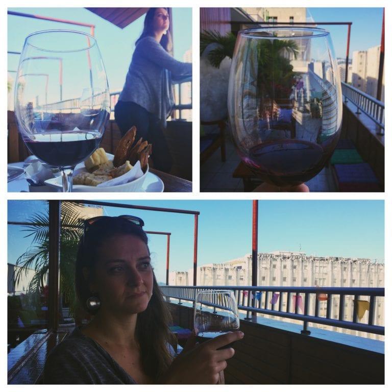 Terraço Restaurante: a atmosfera pede uma taça de vinho