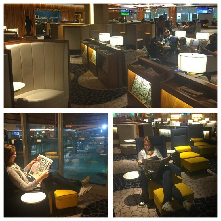 Plaza Premium Lounge RIOgaleão