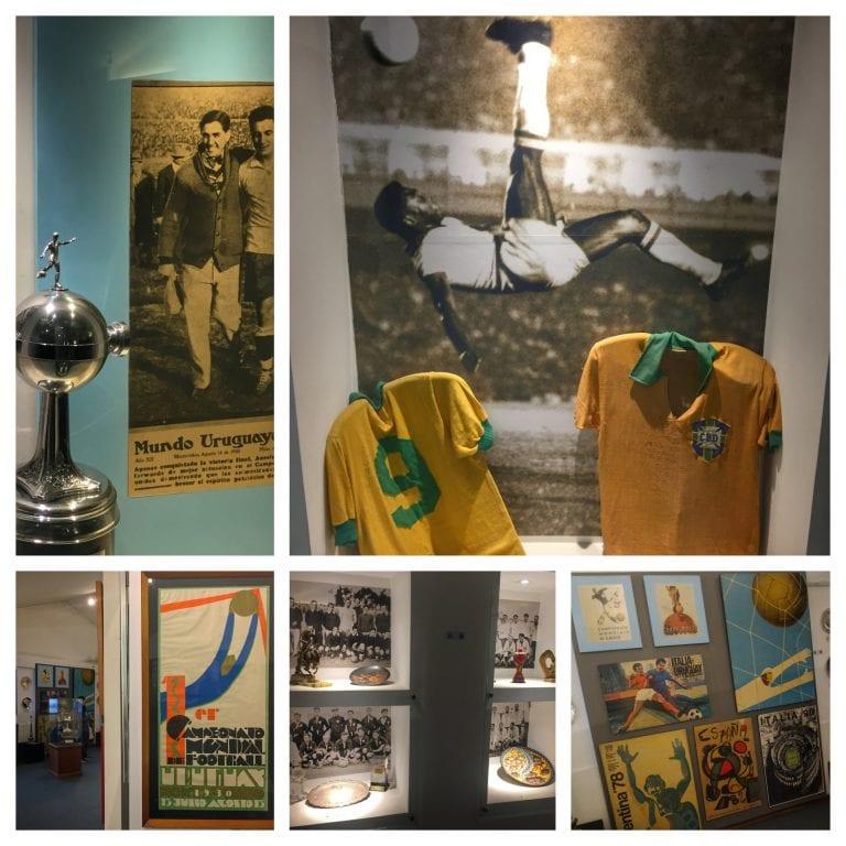 Museu do Futebol de Montevidéu