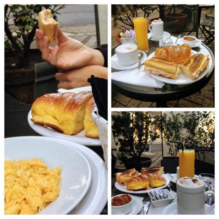 Café Bacacay: café da manhã