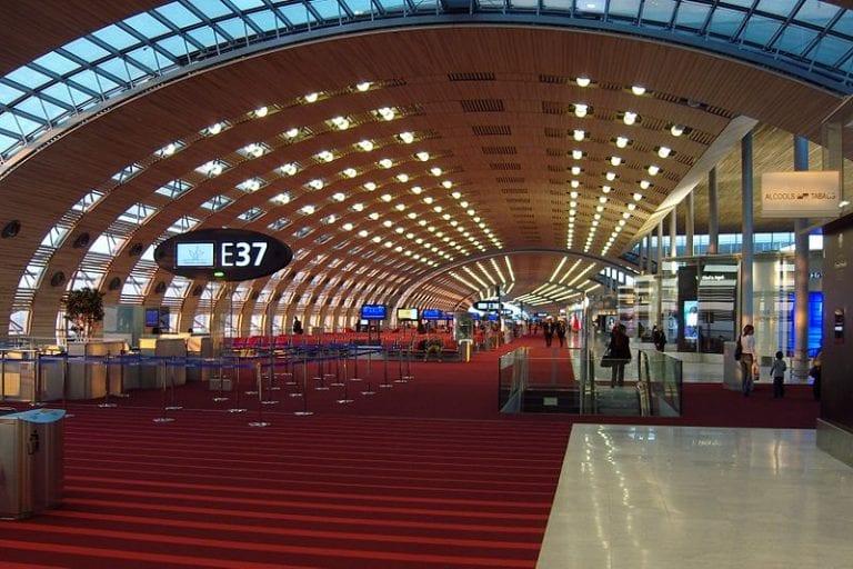 Como chegar ou sair do aeroporto de Paris - Charles de Gaulle (CDG)